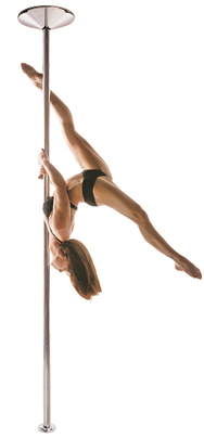 new pro professional dance stripper pole