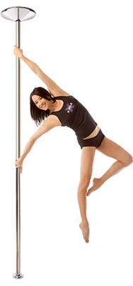 x pole xpert chroms stripper pole